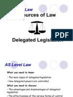 DelegatedLegislation[1]
