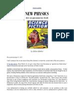 New Physics Dies an Ignominious Death