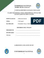 Clase Magistral El Cuento en Educacion Inicial