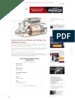 Como Funciona o Motor de Partida e Os Defeitos Comuns - Blog Mix Auto