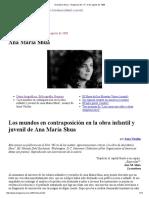 Ana María Shua - Imaginaria No
