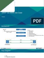 ONAP SD-WAN Proposal Use Case v0.9