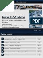 Basics of Aggregate