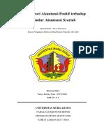 Kedudukan Teori Akuntansi Positif dalam Standar Akuntansi Syariah.docx