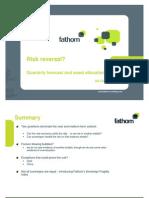 Fathom Risk Reversal