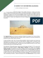 Delgado-Alvarado-La Meseta de Gizeh y Su Geometria Sagrada