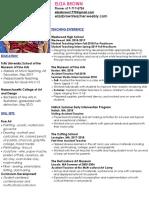 noaddress town final resume pdf