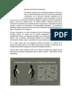 Origines de la Comunicación e historia de la Comunicación.docx