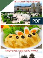 Lugares y gastronomia Junin.pptx