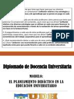 Educacion, Pedagogia y Curriculo