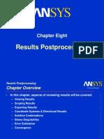 ANSYS presentation