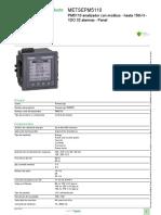 Serie Power Logic PM5000_METSEPM5110