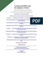 100 LECTURAS IMPRESCINDIBLES QUE CAMBIAN VIDAS.docx