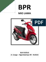 Cover Bpr Mio Lama