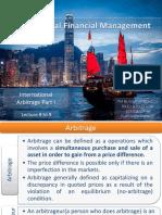 International Financial Management Lecture 8 & 9.pdf