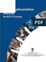 Nsqf Level Study Details