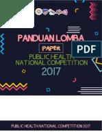 Panduan Paper Phnc 2017