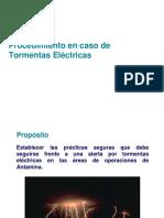 9. Tormentas Electricas 2011
