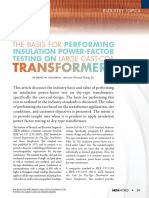 Rockwell Basis Forperforming Insulationpower Factortesting