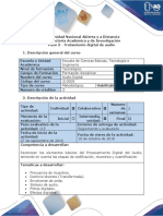 Guía de Actividades y Rúbrica de Evaluación - Paso 3 - Tratamiento Digital de Audio