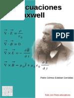 Las Ecuaciones de Maxwell - Gómez-Esteban González.pdf