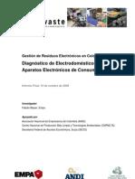 EMPA-ANDI Diagnostico Electrodomesticos y Aparatos Electronicos de Consumo
