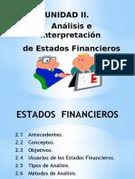 2. Análisis e Interp. Estados Financieros
