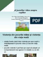 Impactul Jocurilor Video Asupra Copiilor