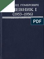 GOMBROVIČ - DNEVNIK 1.pdf