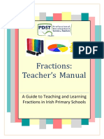 PDST Guide to Teaching Fractions in Irish Primary Schools.pdf