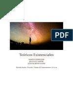 Teóricos Existenciales