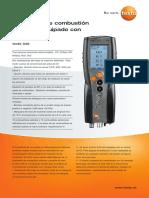 Catalogo ES Testo340