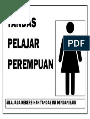 Arahan Tandas Docx