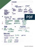 Biochem ChaNotes