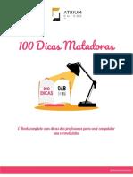 ATRIUM - 100 Dicas _ Material Gratuito.pdf