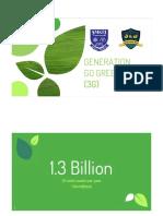 Generation Go Green 3G PDF