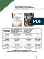 Roteiro Semanal de Estudos