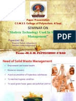 IWMF Site Selection Report Eng | Municipal Solid Waste | Waste
