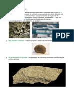 Descriptions Du Calcaire Et Leur Utilisation BENAMEUR IBRAHIM(S1,G1)