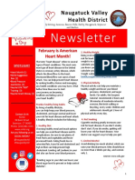 February 2019 Newsletter NVHD