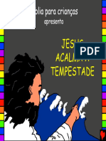 HQ - (48) Jesus Acalma a Tempestade