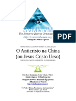 Anti-cristo Na China