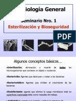Esterilización presentación