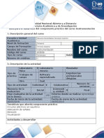 Guía Para El Desarrollo Del Componente Práctico - Laboratorio Presencial