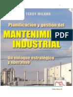 Teddy Milano - Mantenimiento.