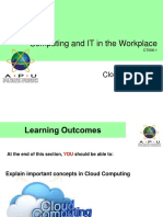 9 c It w Cloud Computing