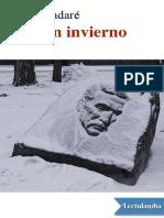 El gran invierno - Ismail Kadare.pdf