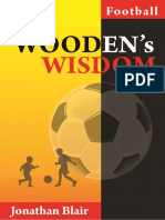 wooden wisdom  for football