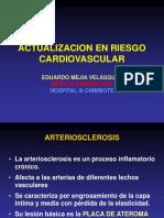 Actualización en Riesgo Cardiovascular