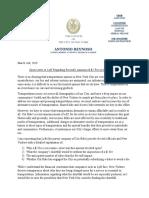 CM Reynoso Open Letter to Lyft